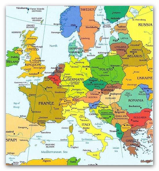 Страны мира и их столицы http moreotdix ru karta