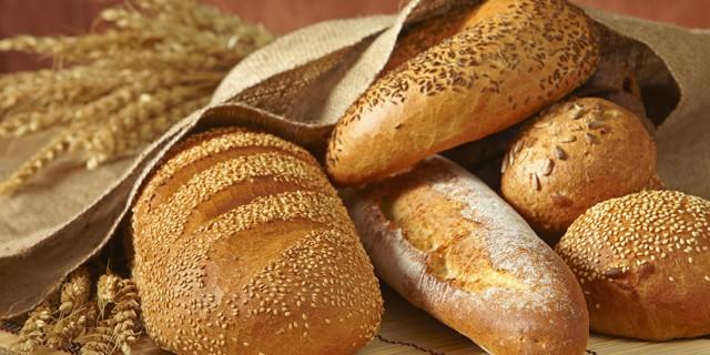 Breads En-Ru — Английские слова на тему Хлеб