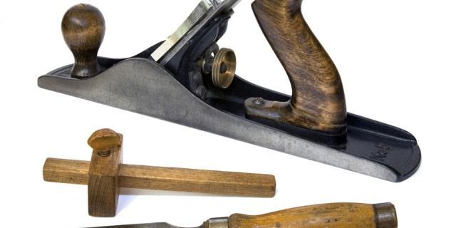 Carpentry Tools En-Ru — Английские слова на тему Плотницкие инструменты