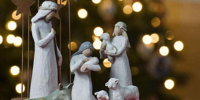 Christmas — Religious En-Ru — Английские слова на тему Рождество — Религиозное