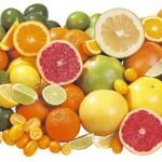 Citrus Fruits En-Ru — Английские слова на тему Цитрусовые