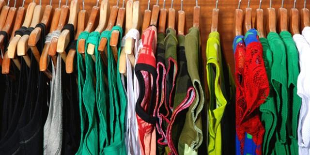 Clothes En-Ru — Английские слова на тему Одежда