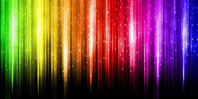 Colors (American Spellings) En-Ru — Английские слова на тему Цвета (американское правописание)
