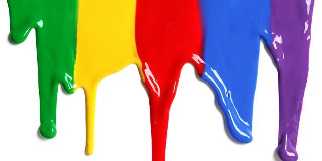 Colours (British Spellings) En-Ru — Английские слова на тему Цвета (британское правописание)
