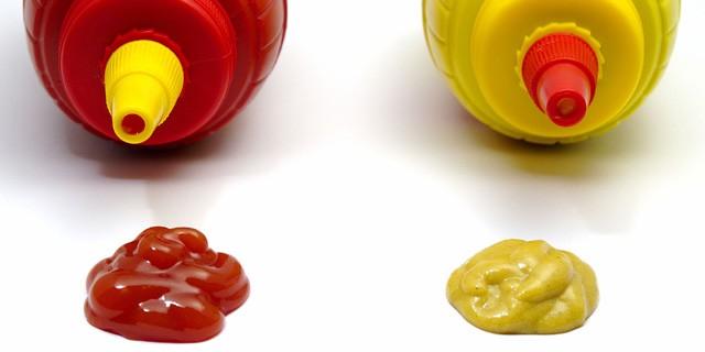 Condiments En-Ru — Английские слова на тему Приправы