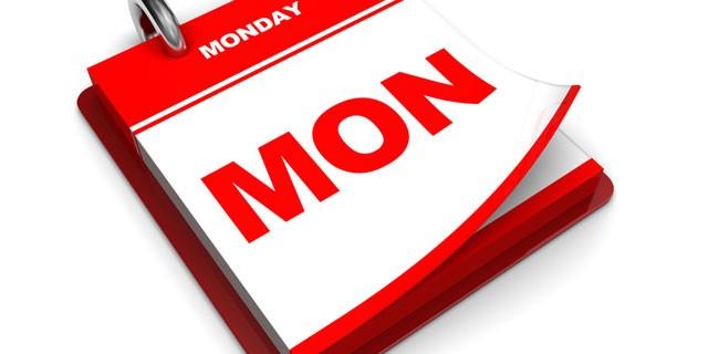Days of the Week En-Ru — Английские слова на тему Дни недели