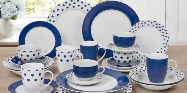 Dinnerware En-Ru — Английские слова на тему Посуда
