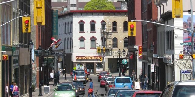 Downtown En-Ru — Английские слова на тему Центр города