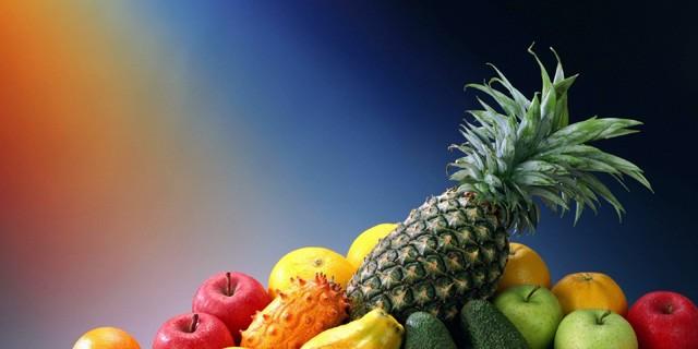 Fruit En-Ru — Английские слова на тему Фрукты