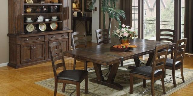 Furniture in a House En-Ru — Английские слова на тему Мебель в доме