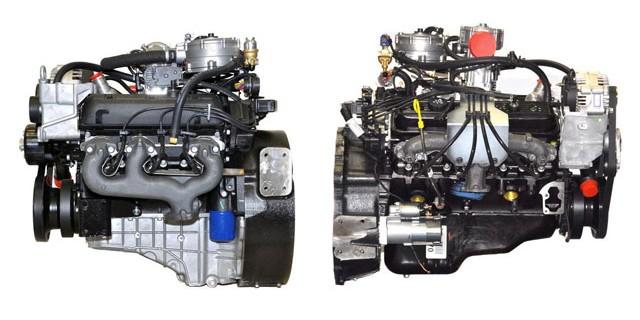 Gasoline Engine Parts En-Ru — Английские слова на тему Части бензинового двигателя