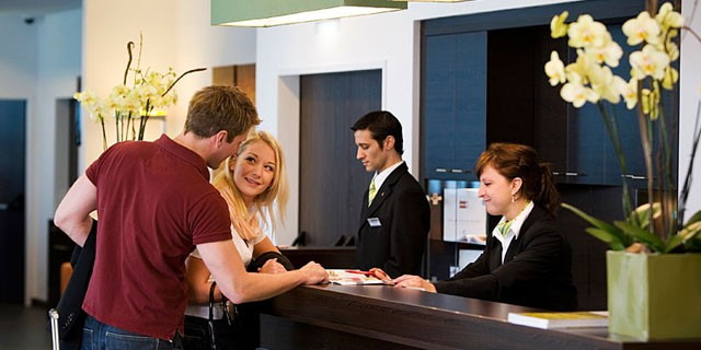 Hotel En-Ru — Английские слова на тему Отель