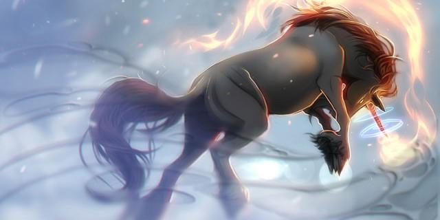 Imaginary People and Animals En-Ru — Английские слова на тему Воображаемые люди и звери