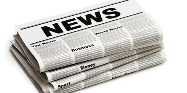 Newspaper En-Ru — Английские слова на тему Газета