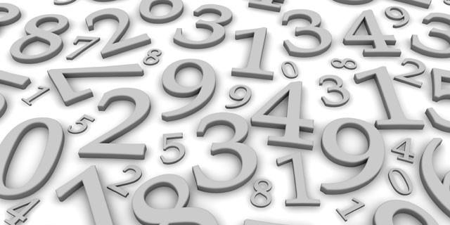 Numbers 20-40 En-Ru — Английские слова на тему Числа 20-40