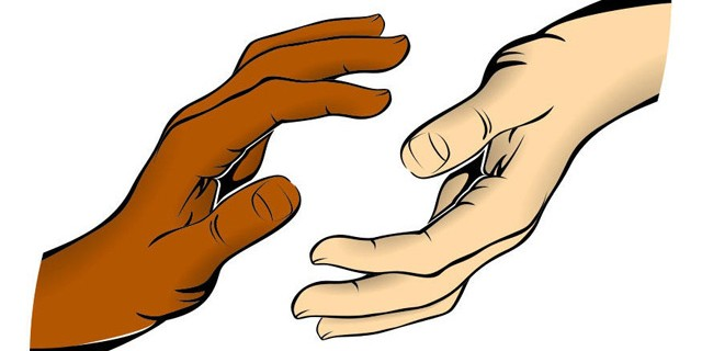 Parts of the Hand En-Ru — Английские слова на тему Части руки