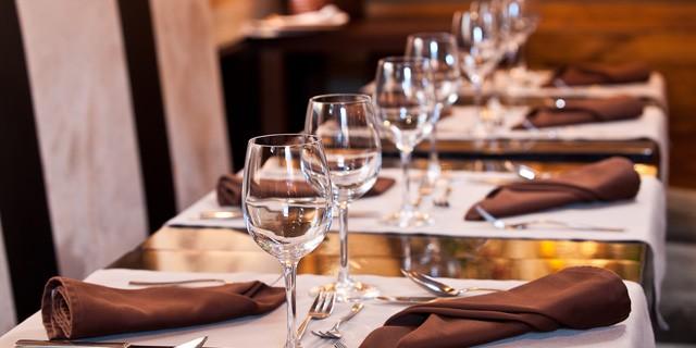 Restaurant (Short List) En-Ru — Английские слова на тему Ресторан (краткий список)
