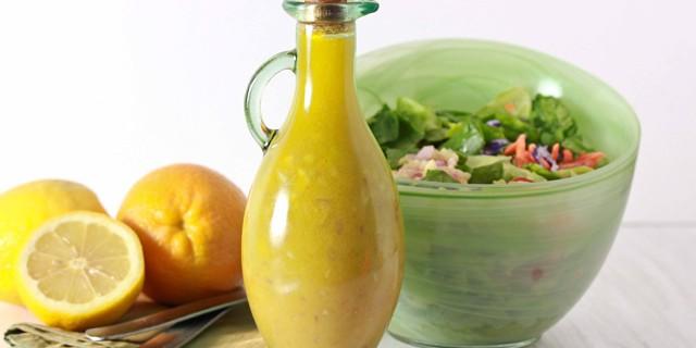 Salad Dressing En-Ru — Английские слова на тему Заправка для салата