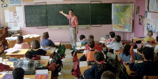 School Rooms En-Ru — Английские слова на тему Школьные комнаты
