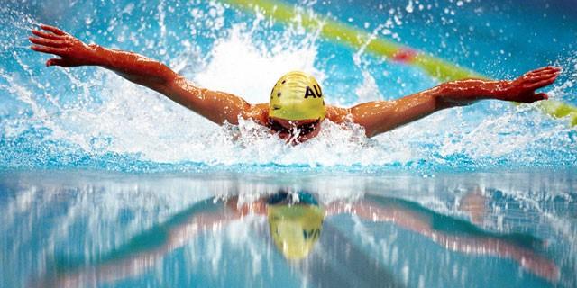 Swimming En-Ru — Английские слова на тему Плавание