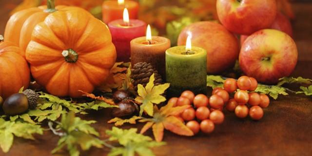 Thanksgiving En-Ru — Английские слова на тему День благодарения