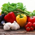 Vegetables En-Ru — Английские слова на тему Овощи