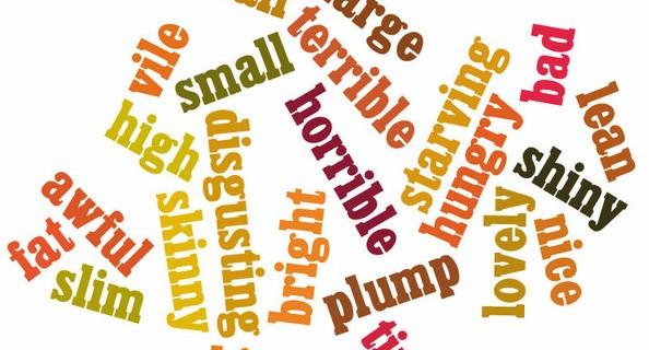 Adjectifs FR-RU — французские слова на тему «Прилагательные»