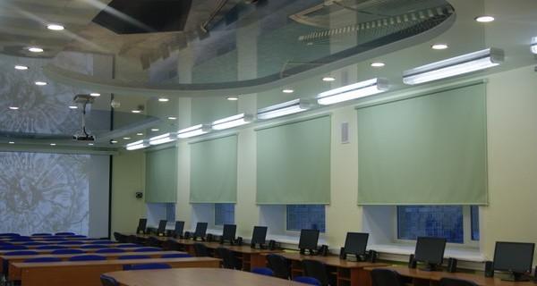 Das Schulbüro DE-RU — немецкие слова на тему Школьный кабинет