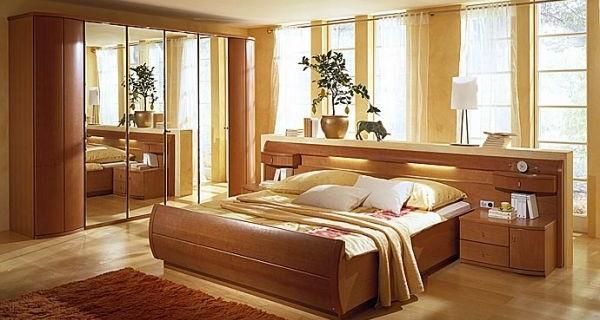 Das Schlafzimmer / Спальня — немецкие слова с переводом