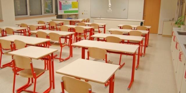 Die Schulklassen DE-RU — немецкие слова на тему Школьные кабинеты