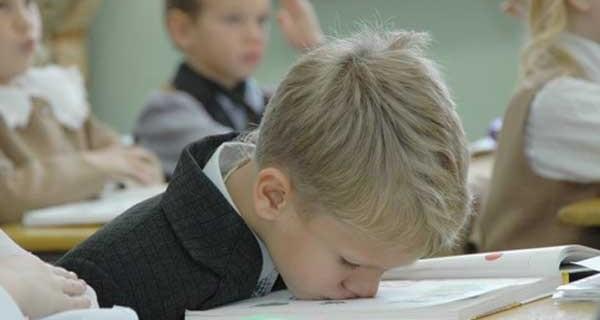 Der Schulalltag DE-RU — немецкие слова на тему Школьные будни