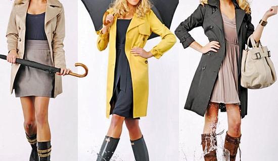 Vêtements pour la pluie et le froid FR-RU — французские слова на тему Одежда для дождя и холода