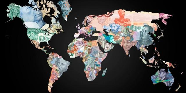 Die Länder und Kontinente DE-RU — немецкие слова на тему Страны и континенты