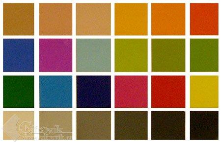It ru — итальянские слова на тему цвета