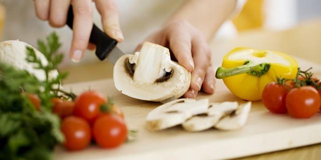 Das Kochen DE-RU — немецкие слова на тему Приготовление еды