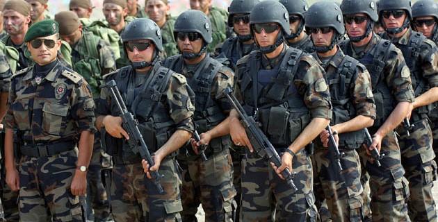 Das Militär DE-RU — немецкие слова на тему Военные