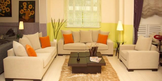 Das Wohnzimmer DE-RU — немецкие слова на тему Гостиная