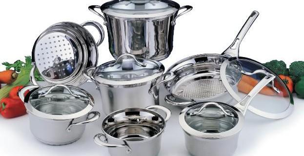 Vaisselle et ustensiles de cuisine FR-RU — французские слова на тему Посуда и кухонные принадлежности