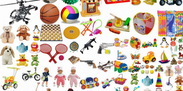 Die Spielzeuge DE-RU — немецкие слова на тему Игрушки